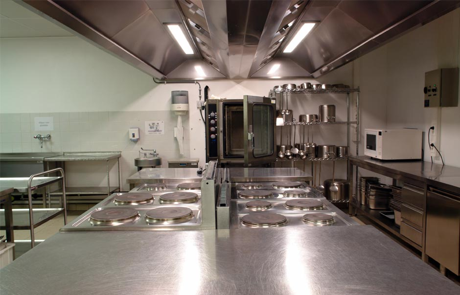 Houston Commercial Grade Kitchens